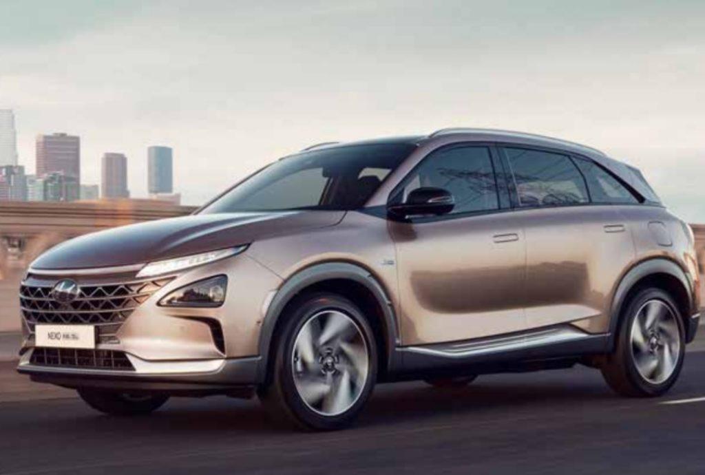 elektrische auto Hyundai